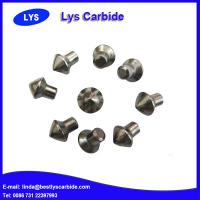 China Cemented carbide buttons F types sharp claw button,J & JC types auger tips button, Point attack bits wholesale
