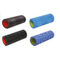China Physical Therapy Foam Exercise Roller Customized Logo Recyclable And Durable wholesale