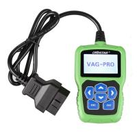 Buy cheap 2017 OBDSTAR VAG PRO Hand-held Car Key Programmer  Support VW, AUDI, SKODA, SEAT No Need Pin Code from wholesalers