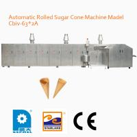 Buy cheap Flexible Ice Cream Manufacturing Equipment For Making Raw Sugar Cane ,  Easy Operate from wholesalers