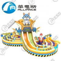 Buy cheap Customized PVC Inflatable Jumping Bouncer Inflatable Bouncy Castle for Sale from wholesalers