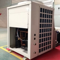 China Swimming Pool Air To Water Heat Pump 220V For Hotel Household Kids And Adults wholesale