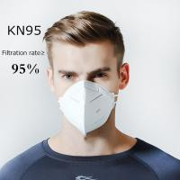 China KN95 FFP2 Face Mask Dust Roof Mouth Respirator Safety Protection N95 PM2.5 wholesale