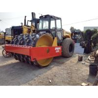 China Dynapac CA25 Used Road Roller with pads wholesale