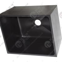 Buy cheap Resist Strong Alkalies And Acid Sink Outlets & Accessories Epoxy Resin Black Sink For Laboratory Worktops from wholesalers