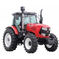 China 1000r/Min 4wd Farm Tractor , 88.2kw 160 Hp Tractor With Air Cabin wholesale