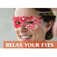 China Magic Visible Real Steam Mask Self heating Warming Spa for Dry Eyes or Relax wholesale