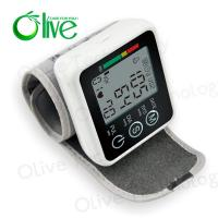 China Hot promotion wrist type blood pressure monitor on sale