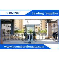 Buy cheap Outdoor Fence Vehicle Automatic Barrier Gate 24VDC With 1.5s High Speed from wholesalers