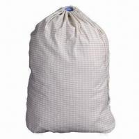 China Fashionable Organic Cotton Bag with Drawstring and Easy Carry Handle wholesale