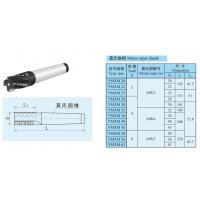China Dia 20 mm - 50 mm Indexable Cutting Tools , Chamfer Milling Machine Tools wholesale