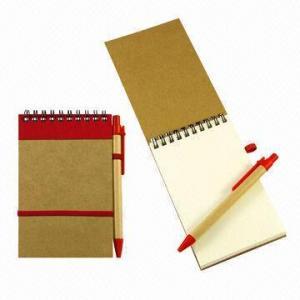 China Notebook, eco-friendly wholesale