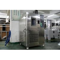 China Stainless Steel Accelerated Aging Chamber Ozone Resistance Test For Rubber wholesale