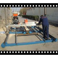 Quality 200x200mm square timber cutting portable swing blade sawmill machine similar lucas saw for sale