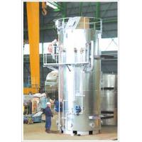 Quality Vertical  Steam Boiler Fuel Oil fired and Exhaust Gas composite Boiler for sale