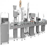 Buy cheap Everage Speed for all kinds of Tablet Capsule Filling Capping And Labeling Machine from wholesalers