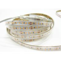 China 24V Rgb Waterproof Flexible Led Strips With DC Head Fast Heat Dissipation wholesale
