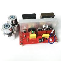 China Circuit Board Digital Ultrasonic Generator 500W/600W For Industry Parts Cleaner wholesale