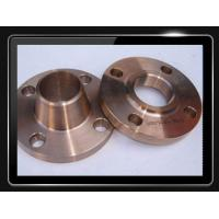 China Copper Bronze Alloy UNS C62400 Forged Forging Flanges/Surface Welded Coated Coating Flange wholesale