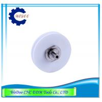 China 68mm OD Sodick EDM Parts S461 Ceramic Pulley With Shaft And Bearing 3051205 sodick wire edm parts wholesale