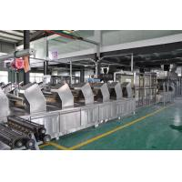 China 304 Stainless Steel Fully Automatic Noodles Making Machine Excellent Drying Effect wholesale