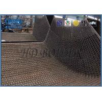 China Seperately Transportation Seven Sections Cyclone Separators Dust Collection Circulating Fluidized Bed wholesale