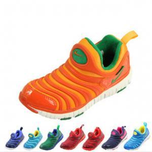 China 2014 Black gold dark blue powder red white big boy size 29-35 Pumpkin caterpillar shoes wholesale