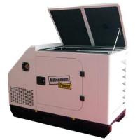 Quality Low noise level silent generator with CE approval for sale