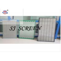 China 40mm Thickness Durable Oilfield Screens Length 1165 Mm W8ith Width 585 Mm wholesale