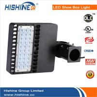 China IP65 Outdoor Cree Led Parking Lot Lights For Garden Garage Stadium on sale