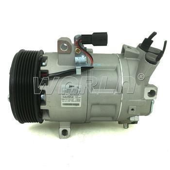 Quality 12V Auto AC compressor For NISSAN XTRAIL DIESEL 2007 716687 Z0005306D 926001DA0A for sale