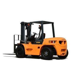 China CPCD50 5 Tonne 28km/H Logistics Machinery With 6 Cylinder wholesale