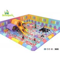 China Chicken Run Kids Plastic Indoor Playground With Slide Multi - Functional wholesale