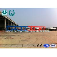 China Two Axles 9 Or 10 Car Carrier Semi Trailer Toyota 11R22.5 Tyre Skeletal Type wholesale