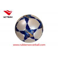 China PVC PU Machine Stitched Liverpool Soccer Ball For competition training wholesale