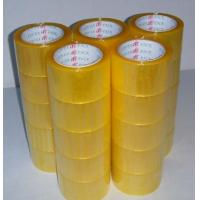 Quality Durable Viscosity BOPP Packaging Tape Yellowish Strength Practical for sale