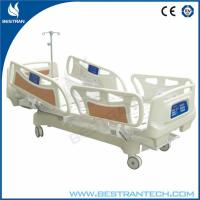 Quality Luxury CPR Electric Movements Medical Hospital Beds With Backup Batteries for sale