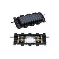 China 4 fiber cables in - out ports In - line fiber optic splice closure GPJ(04) wholesale