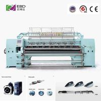 "Buy cheap 94""3 Needle Computerized Quilting Machines X - Axis Movement 305mm from wholesalers"