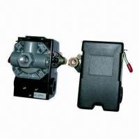 China Air Compressor Pressure Switches with 25A Current, Heavy Duty on sale