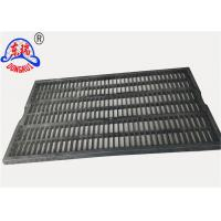 China Desander And Desilter Mi Swaco Shaker Screens 2 - 3 Mesh Layers Easy Disassembly wholesale