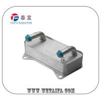 China 02E409061B Engine Oil Cooler TF-1066 Automotive Cooling System Assembly wholesale