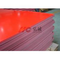 China High Performance Glass Reinforced Polyester Sheet / Fiberglass Reinforced Plastic Sheet on sale