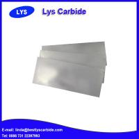 China 99.95% High Purity tungsten plate / tungsten carbide plates wholesale