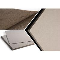 Buy cheap Special Paper Strawboard 700x1000mm / SGS Certified Grey Paperboard from wholesalers