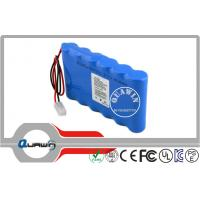 China Eco Friendly 18650 Lithium Battery Packs For Lighted Exit , 3.7volt 15600 Mah wholesale