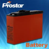 China Prostar front terminal battery 12V 110AH wholesale