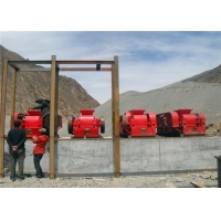 Buy cheap Double Toothed Roll Small 400*250mm Stone Crushing Equipment from wholesalers
