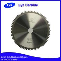 China Tungsten carbide tipped saw blades wholesale