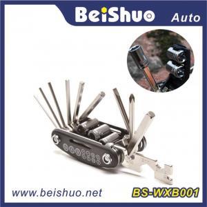 China 16 in 1 Hot Selling Bicycle Repair Tool Set with Multifunction muti-tool wholesale